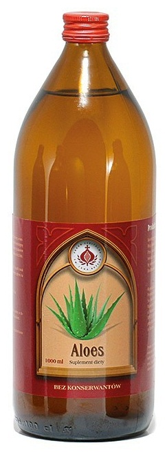 sok aloes 1000ml bonifratrzy 1